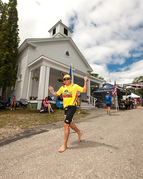 Great Cranberry Island Ultra 50K road race: Edward Vega