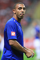 Football - Anton Ferdinand of QPR looks on during the friendly match against Kelantan Select XI during the QPR Asian Tour 2012 at the Shah Alam Stadium, Selangor, Malaysia