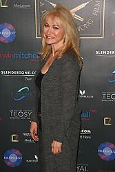© Licensed to London News Pictures. 28/01/2015, UK. Debbie Arnold, Life Is Beauty-Full - UK Film Premiere, Bulgari Hotel, London UK, 28 January 2015,. Photo credit : Brett D. Cove/Piqtured/LNP
