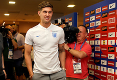 England - FIFA World Cup 2018 - Media Activity - 26th June 2018