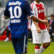 NLD/Amsterdam/20100731 - Wedstrijd om de JC schaal 2010 tussen Ajax - FC Twente, Oleguer Presas Renom