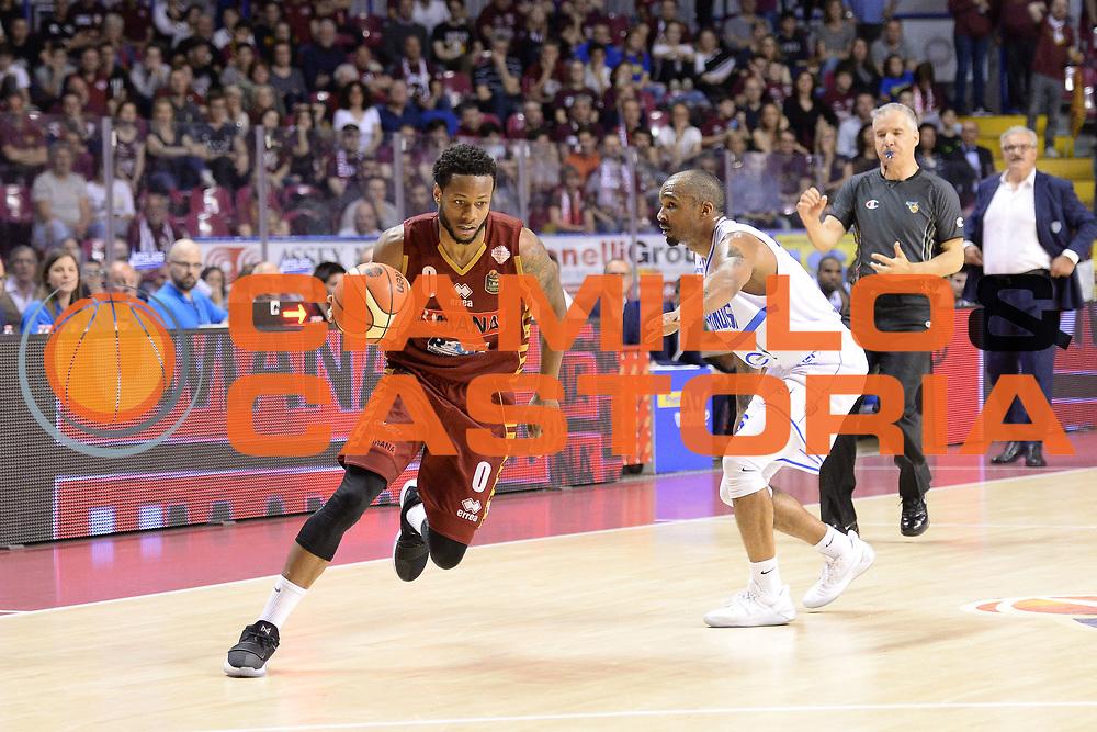 MarQuez Haynes<br /> Umana Reyer Venezia - Enel Brindisi <br /> Lega Basket Serie A 2016/2017<br /> Venezia 07/05/2017<br /> Foto Ciamillo