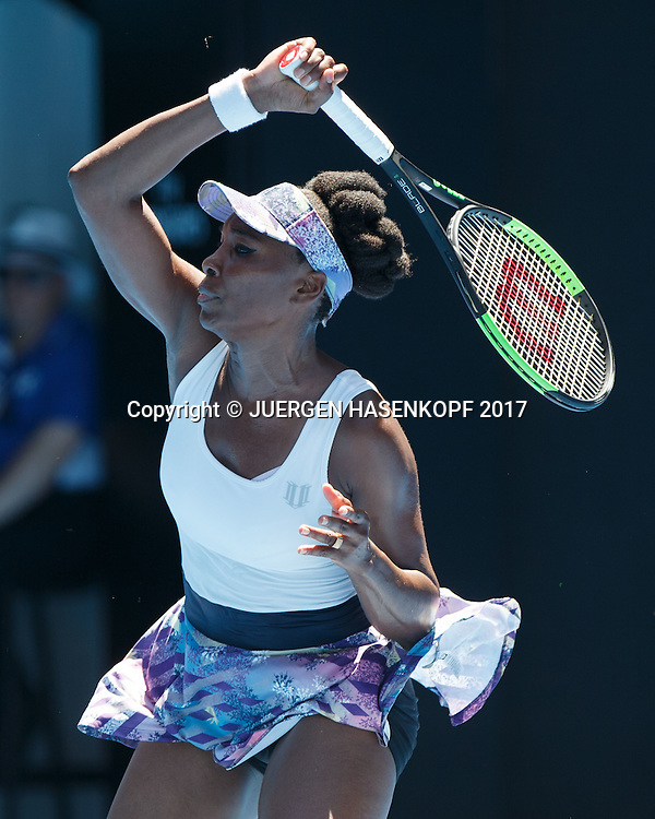 VENUS WILLIAMS (USA)<br /> <br /> Australian Open 2017 -  Melbourne  Park - Melbourne - Victoria - Australia  - 22/01/2017.