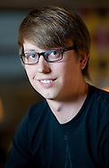 TILBURG - Portret van Mark Brandt  COPYRIGHT ROBIN UTRECHT