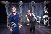 How to win against History <br /> by Seiriol Davies<br /> At The Young Vic, London, Great Britain <br /> Press photocell  <br /> 1st December 2017 <br /> <br /> Seiriol Davies<br /> Matthew Blake <br /> Dylan Townley <br /> <br /> <br /> Photograph by Elliott Franks <br /> Image licensed to Elliott Franks Photography Services