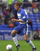 04/10/2003 - Photo  Peter Spurrier.2003/04 Nationwide Football Div 1 Reading Town FC v Bradford City FC..Reading's Steve Sidewell.