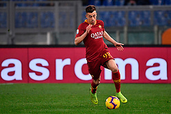 03.02.2019, Stadio Olimpico, Rom, ITA, Serie A, AS Roma vs AC Milan, 22. Runde, im Bild el shaarawy // el shaarawy during the Seria A 22th round match between AS Roma and AC Milan at the Stadio Olimpico in Rom, Italy on 2019/02/03. EXPA Pictures &copy; 2019, PhotoCredit: EXPA/ laPresse/ Alfredo Falcone<br /> <br /> *****ATTENTION - for AUT, SUI, CRO, SLO only*****