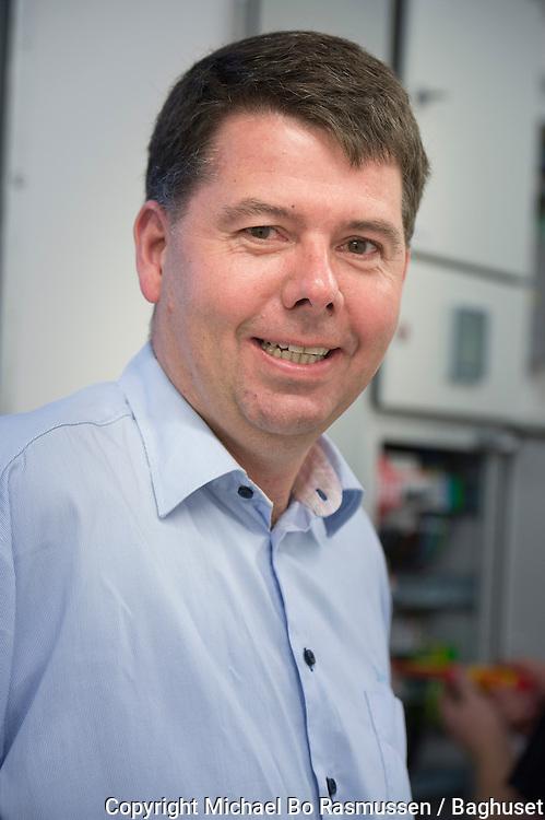Intego. Lars Schjødt, direktør COO. Foto: © Michael Bo Rasmussen / Baghuset. Dato: 02.06.14