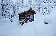 Hardangervidda_hut to hut skiing_Norway