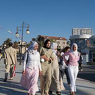 Algeria, Annaba . Rizzi amor beach former Saint Cloud beach     / Plage Rizzi amor ou de Saint Cloud  Bone  Algerie  Annaba 013