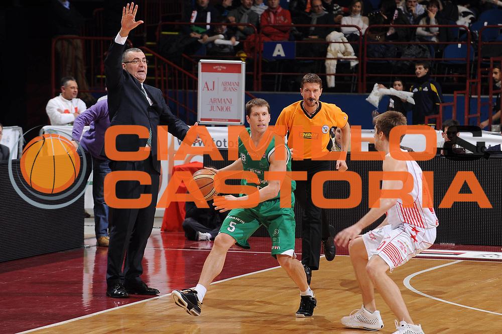 DESCRIZIONE : Milano Lega A 2009-10 Armani Jeans Milano Benetton Treviso<br /> GIOCATORE : Jasmin Repesa<br /> SQUADRA : Benetton Treviso<br /> EVENTO : Campionato Lega A 2009-2010 <br /> GARA : Armani Jeans Milano Benetton Treviso<br /> DATA : 23/01/2010<br /> CATEGORIA : Ritratto<br /> SPORT : Pallacanestro <br /> AUTORE : Agenzia Ciamillo-Castoria/A.Dealberto<br /> Galleria : Lega Basket A 2009-2010 <br /> Fotonotizia : Milano Campionato Italiano Lega A 2009-2010 Armani Jeans Milano Benetton Treviso<br /> Predefinita :