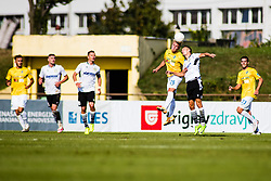 Sandi Ogrinec of NK Bravo during football match between NK Bravo and NK Koper in 4th Round of Prva liga Telekom Slovenije 2020/21, on September 19, 2020 in Sport park ZAK, Ljubljana, Slovenia. Photo by Grega Valancic / Sportida