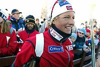 Langrenn, 22. november 2003, Verdenscup Beitostølen, Vibeke Skofterud, Norge