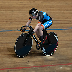 29-12-2019: Wielrennen: NK Baan: Alkmaar <br />Kyra Lamberink pakt zilver op de 500meter