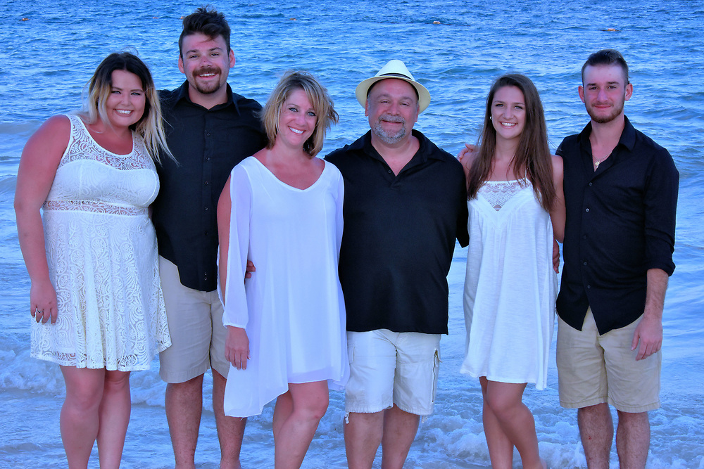 Barger Family Mexico Photos - 2017