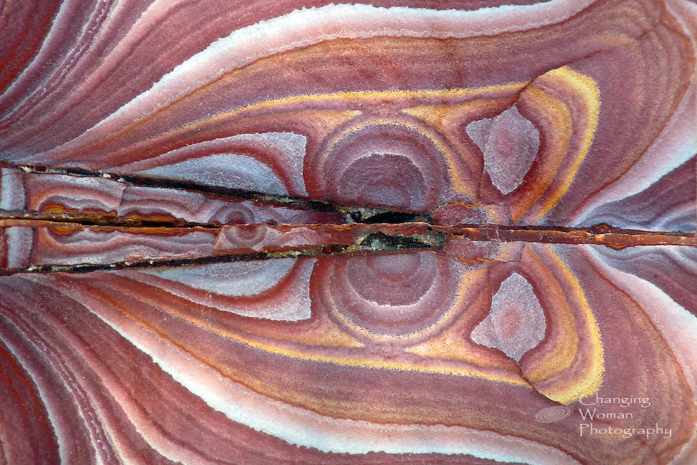 Natural and abstract images of earth's elements, geology, and scenic wonders