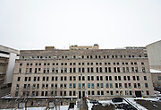MILWAUKEE, WI – DECEMBER 16: A view of the Milwaukee County Safety Building on Friday, December 16, 2016.