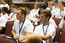 Ryan Eckert participated in Kentucky Boys State at Campbellsville University in Campbellsville, Ky., on Wednesday, June 8. Photo by Jonathan Palmer/The American Legion