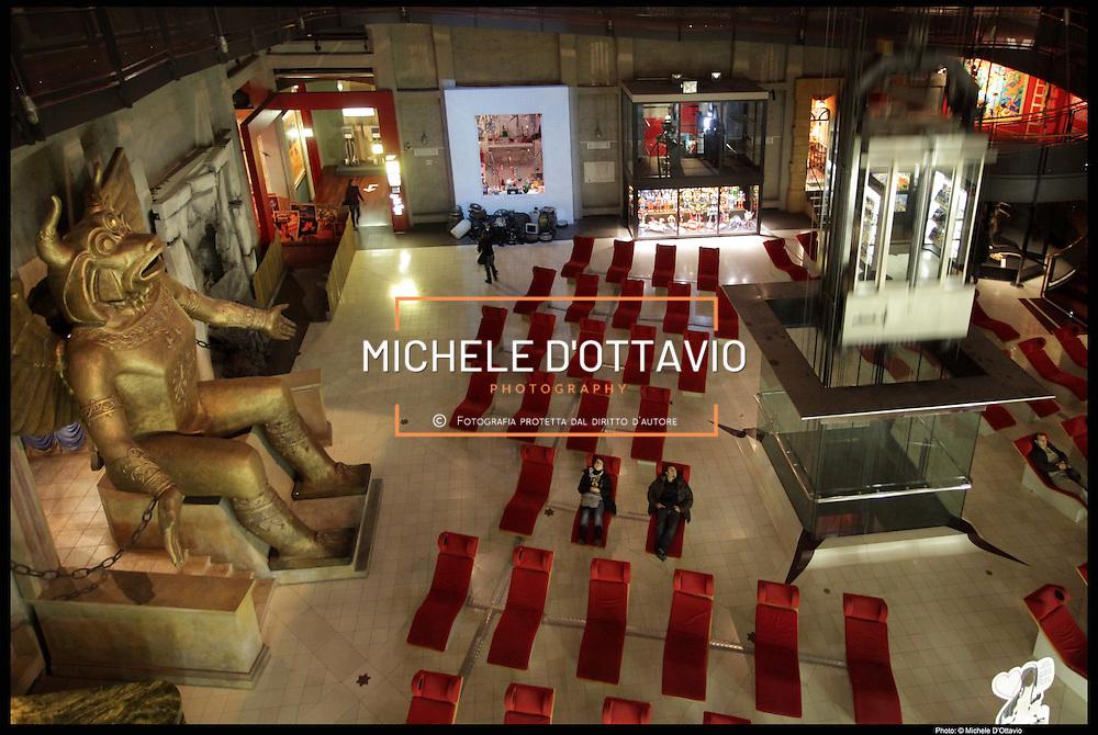 Museo Nazionale del Cinema alla Mole Antonelliana