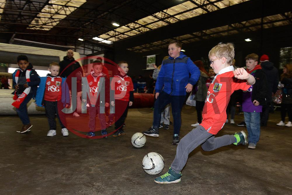 Bristol City Community Park - Photo mandatory by-line: Dougie Allward/JMP - Mobile: 07966 386802 - 28/02/2015 - SPORT - football - Bristol - Ashton Gate - Bristol City v Rochdale AFC - Sky Bet League One