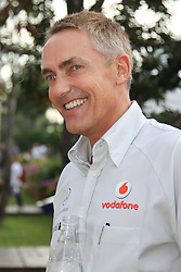 Motorsports / Formula 1: World Championship 2010, GP of Singapore, Martin Whitmarsh (ENG, Teamchef Vodafone McLaren Mercedes)