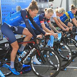 31-08-2017: Wielrennen: Boels Ladies Tour: Roosendaal: Team Veloconcept