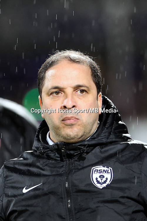 Pablo CORREA - 19.12.2014 - Nancy / Clermont - 18e journee Ligue 2<br />