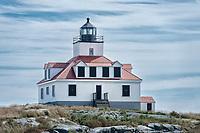 Egg Rock Lighthouse, Maine, U.S.A.
