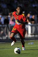 FOOTBALL - FRIENDLY GAMES 2010/2011 - BERRICHONNE CHATEAUROUX v LE MANS UC - 10/07/2010 - JEAN MARIE HERVIO / DPPI - JONATHAN BEHE (MUC)