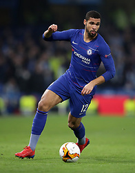 Chelsea's Ruben Loftus-Cheek during the UEFA Europa League round of 32 second leg match at Stamford Bridge, London.