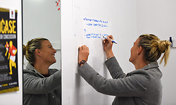 Tanya Oxtoby manager of Bristol City Women prepares for the visit of Liverpool FC Women - Mandatory by-line: Paul Knight/JMP - 17/11/2018 - FOOTBALL - Stoke Gifford Stadium - Bristol, England - Bristol City Women v Liverpool Women - FA Women's Super League 1