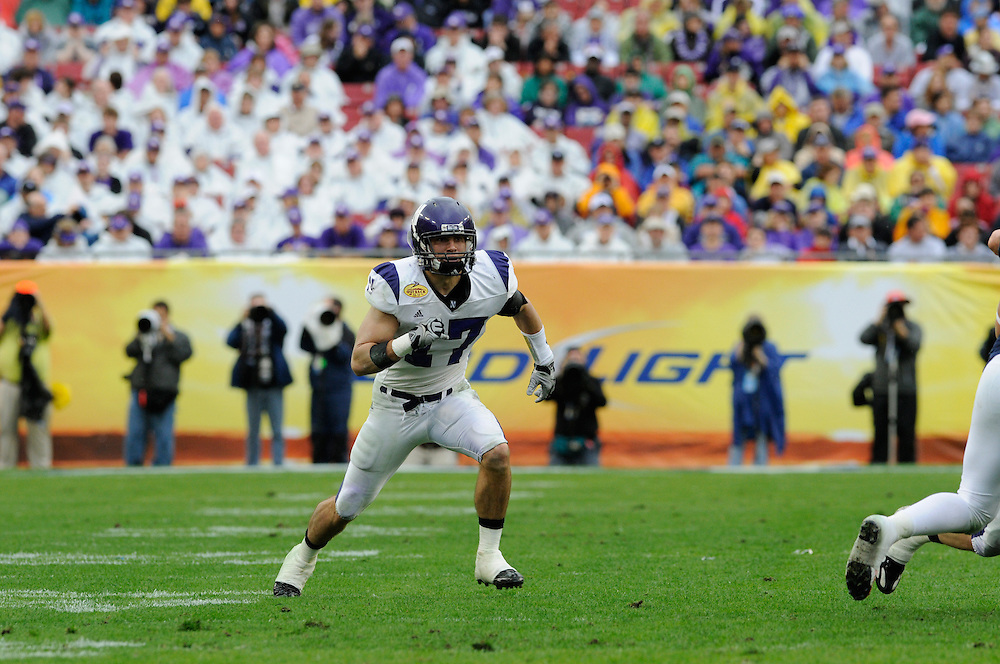 January 1, 2010: Auburn Tigers 38, Northwestern Wildcats 35. 2010 Outback Bowl