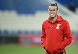 Gareth Bale of Wales- Mandatory by-line: Alex James/JMP - 12/11/2016 - FOOTBALL - Cardiff City Stadium - Cardiff, United Kingdom - Wales v Serbia - FIFA European World Cup Qualifiers
