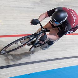 28-12-2018: Wielrennen: NK Baan: Apeldoorn<br />Roy Eefting pakt brons op het NK scratch