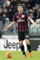 Riccardo Montolivo Milan,<br /> Torino 21-11-2015, Juventus Stadium, Football Calcio 2015/2016 Serie A, Juventus - Milan, Foto Filippo Alfero/Insidefoto