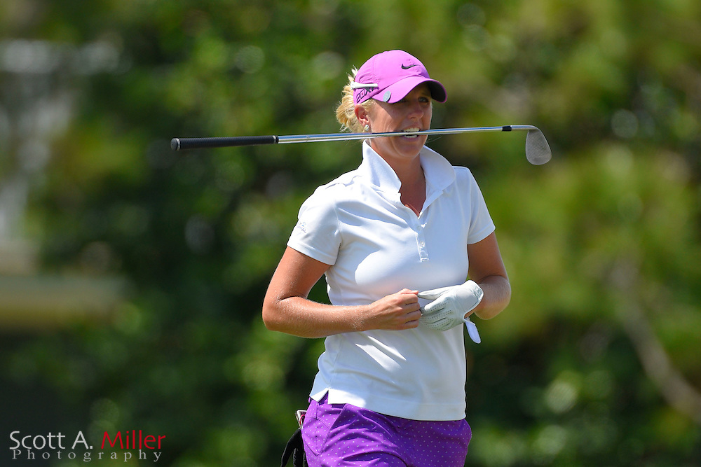 Emma de Groot during the third round of the Symetra Tour's Chico's Patty Berg Memorial on April 18, 2015 in Fort Myers, Florida.<br /> <br /> &copy;2015 Scott A. Miller