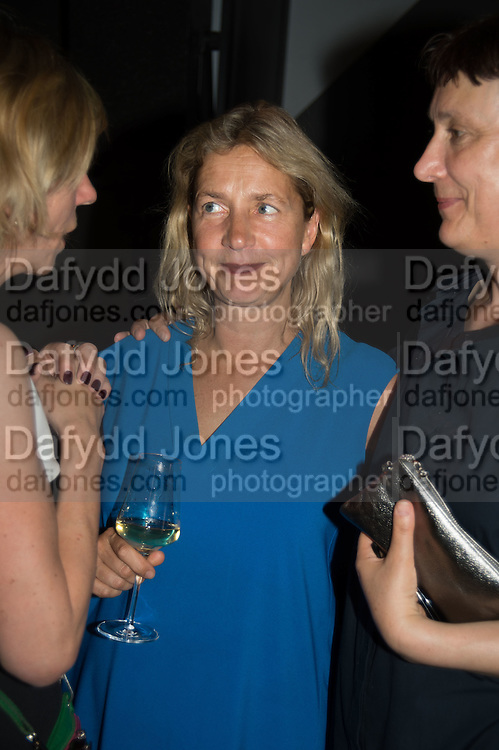 IWONA BLAZWICK;  The £100,000 Art Fund Prize for the Museum of the Year,   Tate Modern, London. 1 July 2015