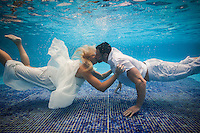 Unerwater Wedding Photography Destination Weddings