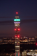 NSPCC | Green light switch on BT Tower and HoP