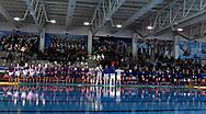 Cosenza Pallanuoto - SIS Roma <br /> Roma 10/02/2018 Ostia Centro Federale <br /> Semifinale Coppa Italia Pallanuoto Femminile <br /> Foto Andrea Staccioli / Insidefoto / Deepbluemedia