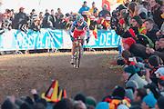 UCI World Cyclocross Championships, Hoogeheide, Netherlands. February 2009