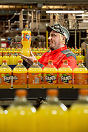 Fanta Twist Production Line and Portraits, Wakefield