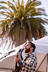 Lord Huron performs at The Treasure Island Music Festival - San Francisco, CA - 10/20/13