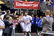 DESCRIZIONE : Berlino Eurobasket 2015 Group B Italia Germania Italy Germany<br /> GIOCATORE :&nbsp;Alessandro Gentile<br /> CATEGORIA : nazionale maschile senior A<br /> GARA : Berlino Eurobasket 2015 Group B Italia Germania Italy Germany<br /> DATA : 09/09/2015<br /> AUTORE : Agenzia Ciamillo-Castoria