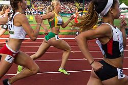 womens 400 meters semi, Morauskaite, LTU