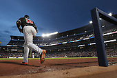 140830-MLB: Marlins at Braves