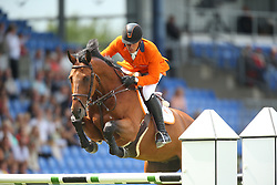 Dubbeldam Jeroen, (NED), SFN Zenith NOP<br /> Team Competition round 1 and Individual Competition round 1<br /> FEI European Championships - Aachen 2015<br /> © Hippo Foto - Stefan Lafrentz<br /> 19/08/15