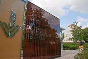 Deutsche Werkstätten Hellerau, moderner Betrieb, Dresden, Sachsen, Deutschland.|.Deutsche Werkstaetten Hellerau, modern company, Dresden, Germany