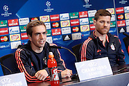 Bayern Munich Press Conference 260416