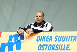 26-05-2006 JUDO: EUROPEES KAMPIOENSCHAP: TAMPERE FINLAND<br /> Coach ... van Bryan van Dijk<br /> ©2006-WWW.FOTOHOOGENDOORN.NL